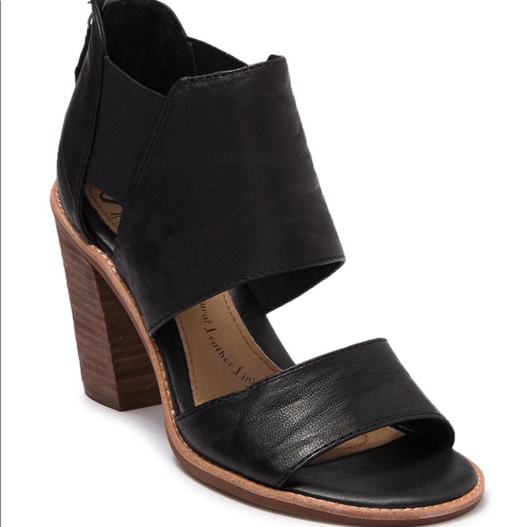 Sofft Shoes | Pemota Black Sandal Heels